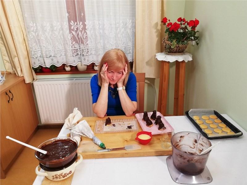 čokoládové špice