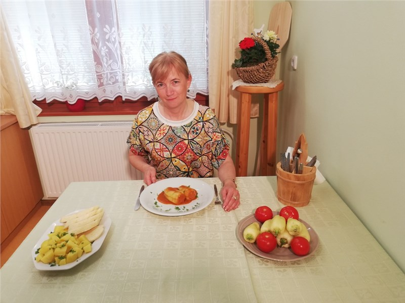 plnena paprika recept