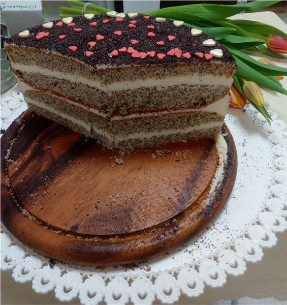 Maková torata MDŽ