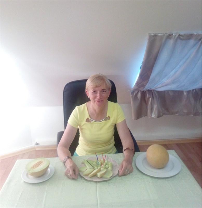 melon ovocie