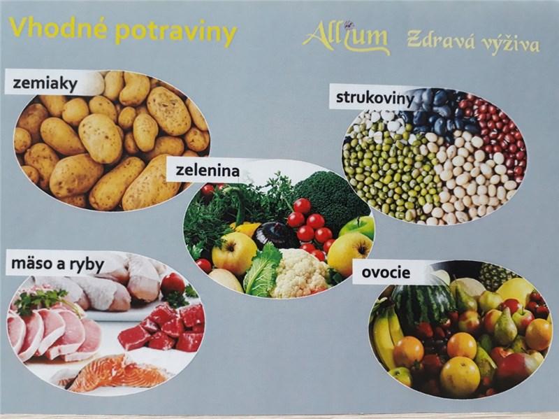 Vhodné potraviny pre celiatikov