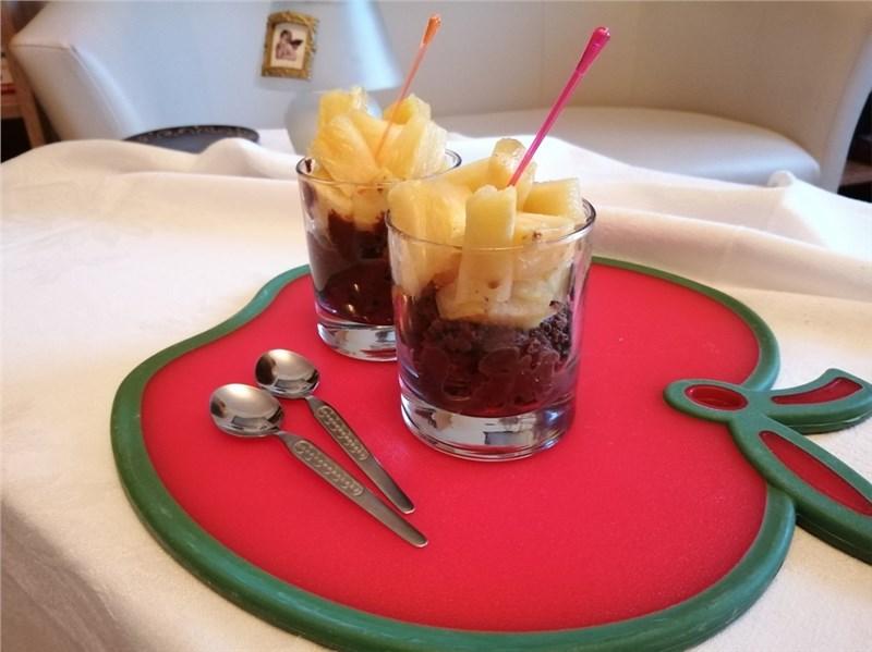ananas recept