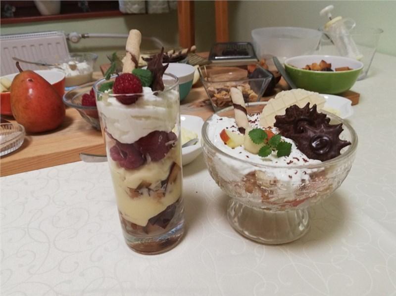 pohár s čokoládou