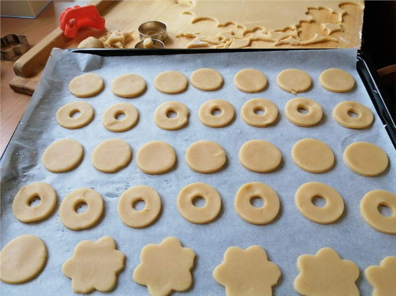 linecke kolaciky recepty