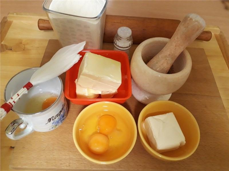 slané tyčinky recepty
