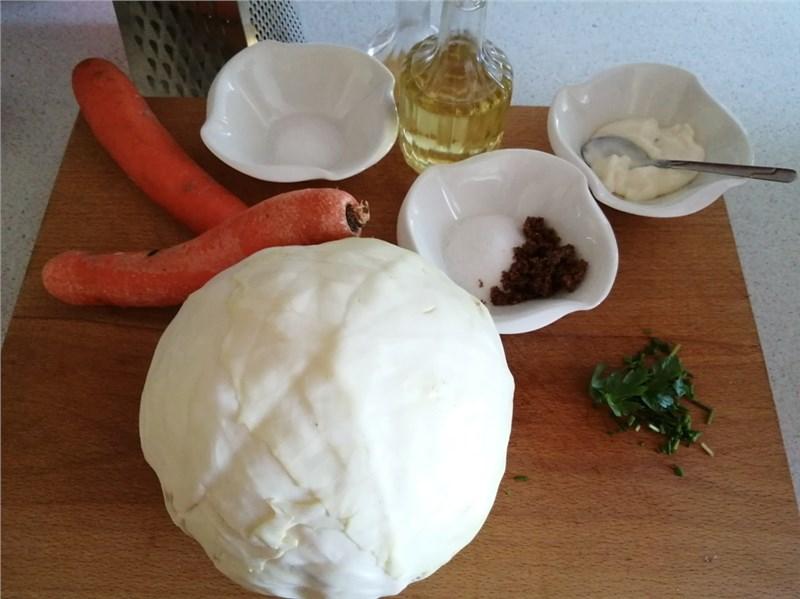 coleslaw šalát