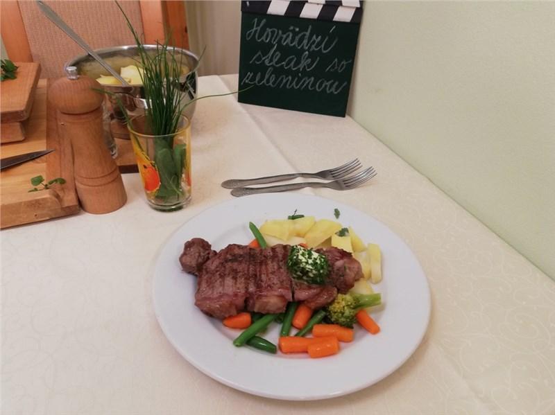 steak recepty