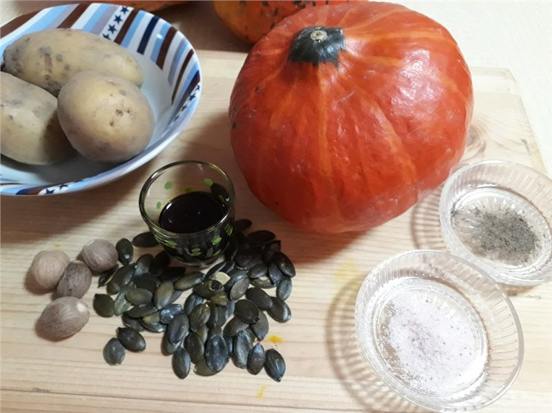 tekvicova hokkaido polievka recept