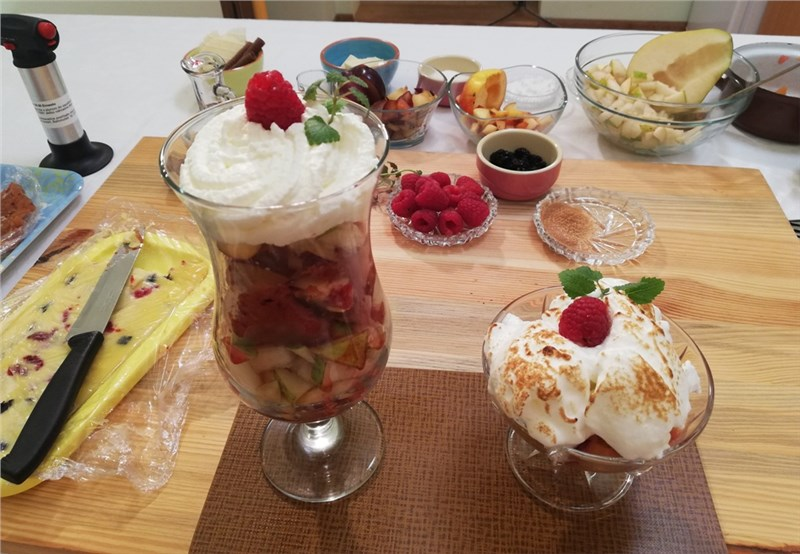 recepty na dezerty
