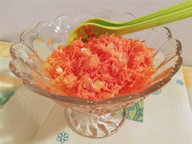 mrkvovy fit salat