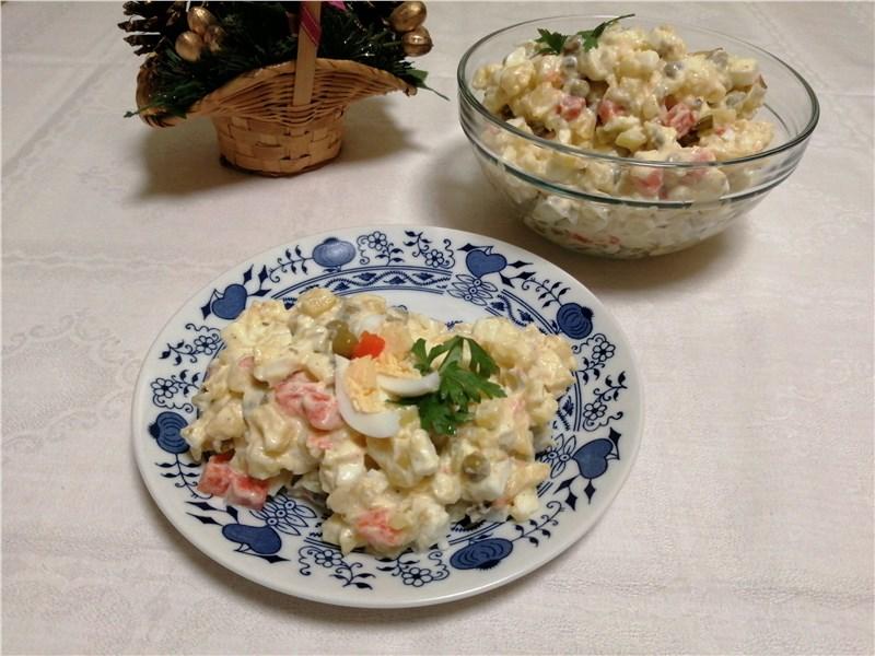 zemiakovy salat