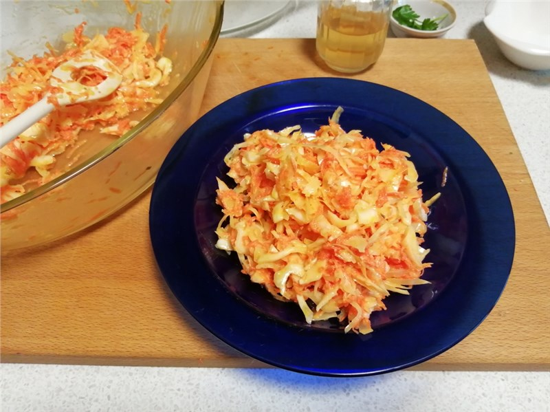 coleslaw šalát recepty
