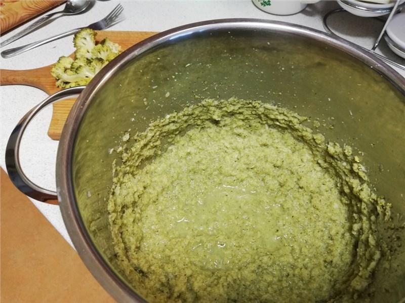 brokolica zelenina