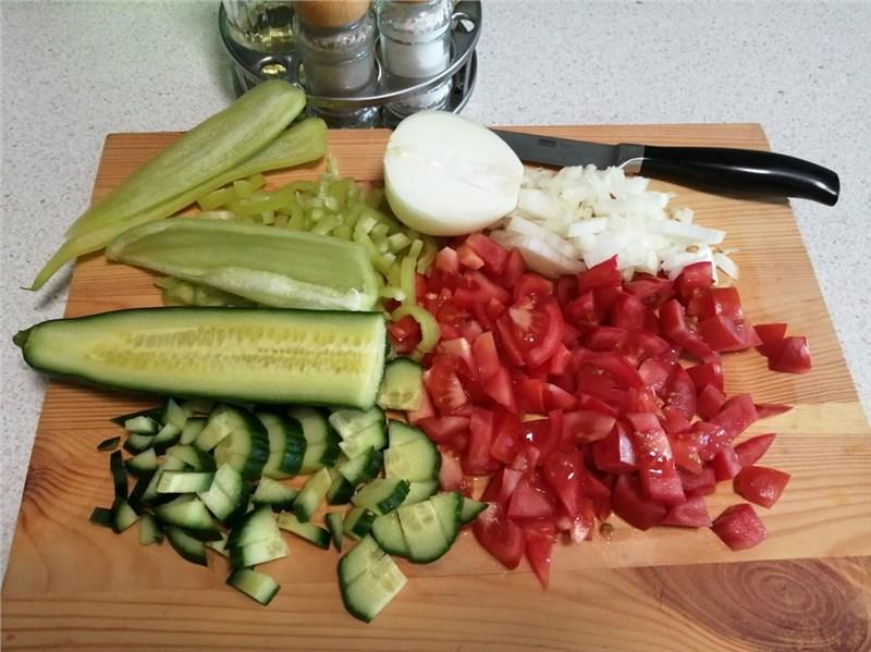 zeleninovy salat recept