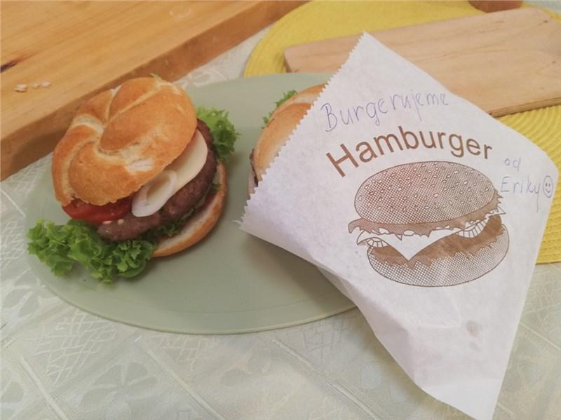 burger Erika