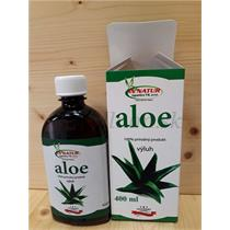 Aloe 100 % výluh 400 ml